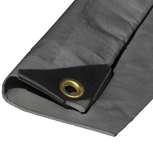 Heavy Material Tarp : Heavy duty tarp silver costless tarps