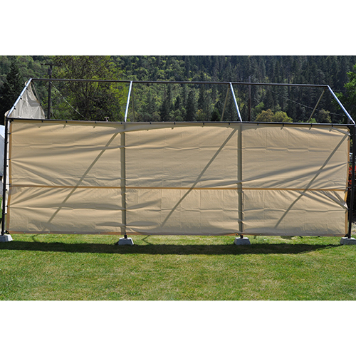30 Foot Wide u2013 Replacement Carport Side ...  sc 1 st  Costless Tarps : carport tent with sides - memphite.com