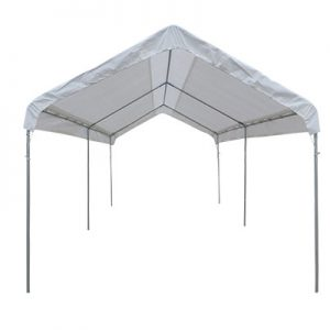 Valanced Carport Covers