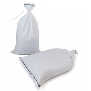 White-Poly-Sandbags