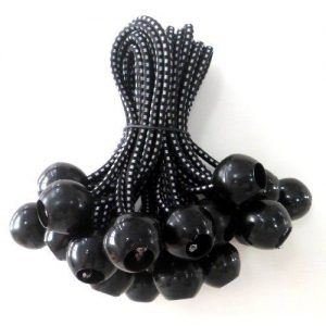 black ball bungee