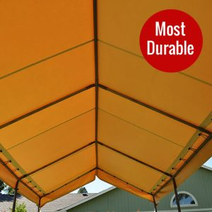 18 oz. Vinyl Heavy Duty Carport Covers