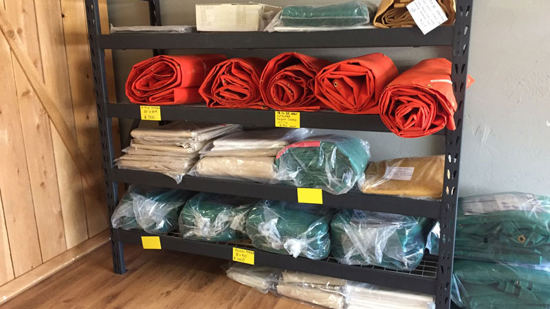 Complete Selecton Of Flat Tarps