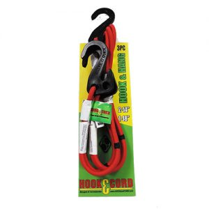Hook and Hang Cord, 3pk